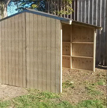 tips on finding the best wooden shed company