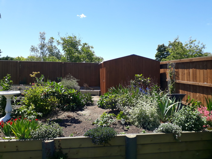 Garden Wooden Sheds NZ