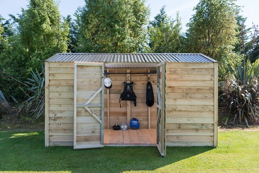 Macrocarpa Gable Shed Portable Buildings $8995
